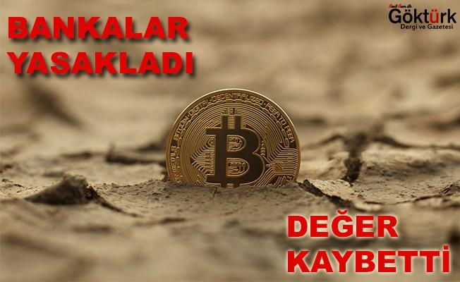 Bankalar ABD'de Bitcoin'i Yasaklıyorlar