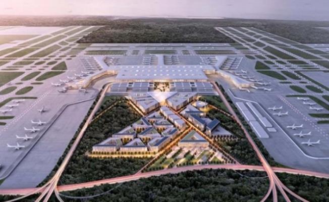 Cumhurbaşkanı Erdoğan, 3. havalimanı çalışanı için konut müjdesi verdi.
