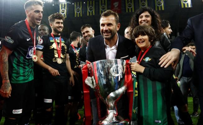Türkiye Kupası Şampiyonu TM Akhisarspor Oldu