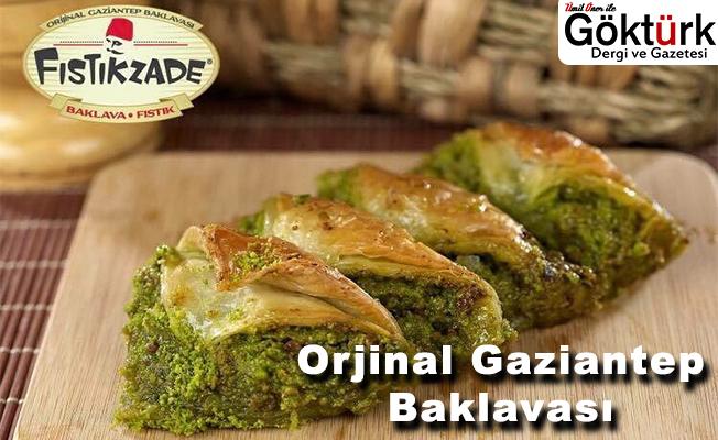 Fıstıkzade: Orijinal Gaziantep Baklavası