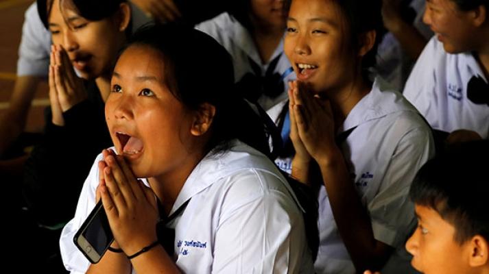 Son dakika... Tayland'da bir mucize daha!