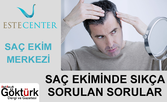 Este Center Saç Ekim Merkezi