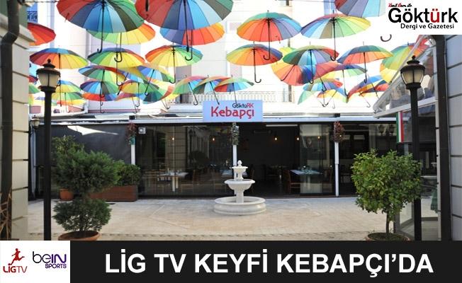 KebapÇı'da Lig Tv Hizmeti !
