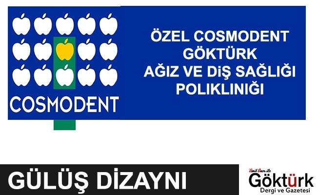 GÜLÜŞ DIZAYNI - Cosmodent Göktürk