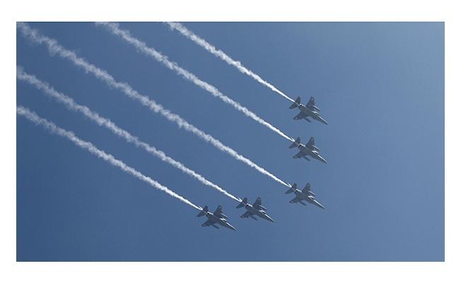 Son dakika: Uçaklar bombaladı! İki nükleer güç arasında büyük gerginlik!