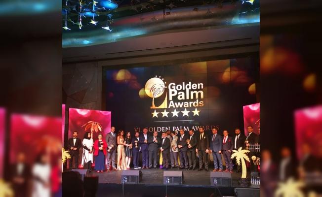 6. Türkiye Altın Palmiye Ödülleri Dün Gece Sahiplerini Buldu