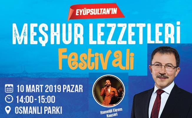 Eyüpsultan'ın Meşhur Lezzetleri Festivali