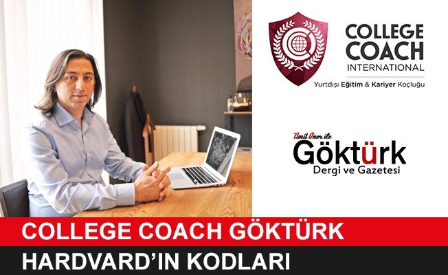 College Coach:  HARVARD'IN KODLARI