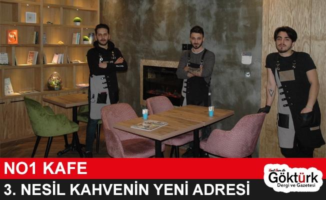 No1 Coffee: Bir Fincan Kahve ile Keyiflenin
