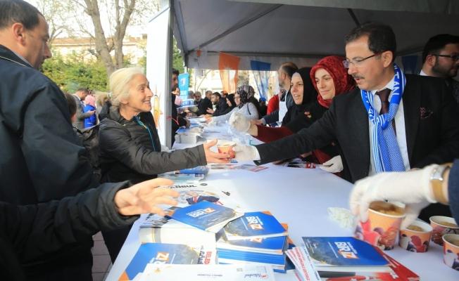 RAMİ'DE MEŞHUR LEZZETLER FESTİVALİ