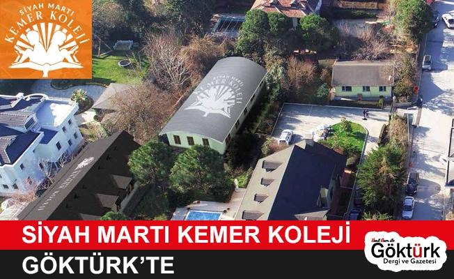 Siyah Martı Kemer Koleji Göktürk'te