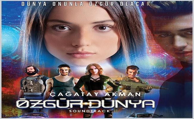 Çağatay Akman'dan 'Özgür Dünya'ya Şarkı!