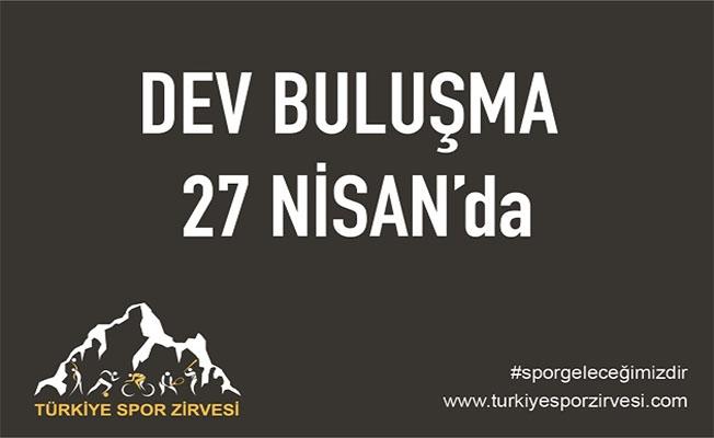 Sporun Tüm Paydaşları Türkiye Spor Zirvesi'nde Bir Araya Geliyor