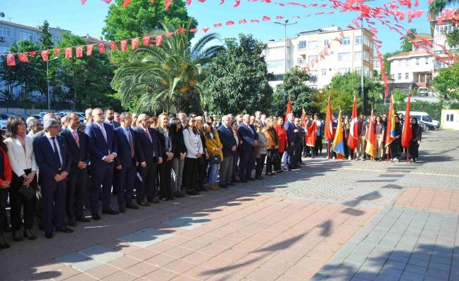 19 Mayıs Atatürk'ü Anma Gençlik ve Spor Bayramı coşku ile kutlandı