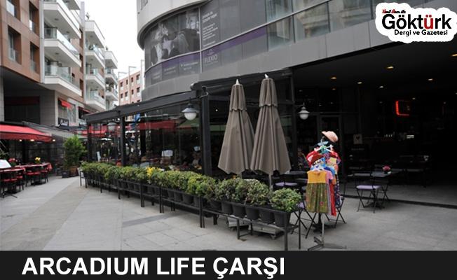 Arcadium Life Çarşı