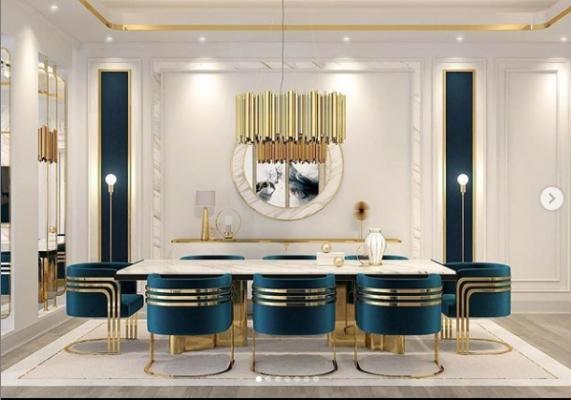 Art Deco ve Luxury Modern Stiller- Alkım Işık