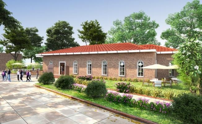 Kemerburgaz Sivil Savunma Binası Kitap Kafe Oluyor
