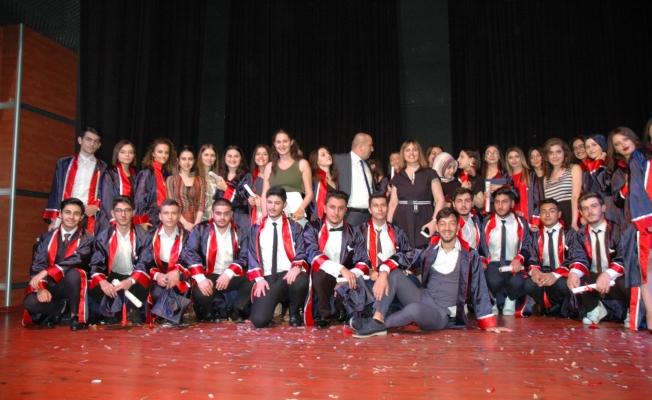 Sınav Lisesi Göktürk 2019 Mezuniyet Töreni
