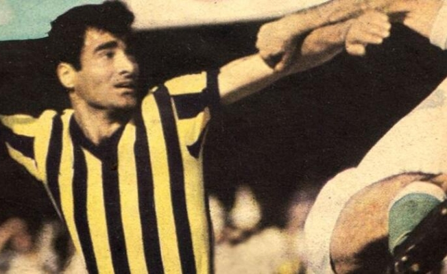Türk futbolunun efsane ismi Şeref Has hayatını kaybetti