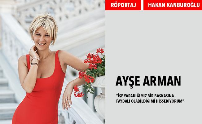 Ayşe Arman Röportajı - Hakan Kanburoğlu