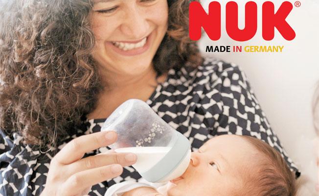 Yenilikçi ve Sağlıklı Bebek Balkım Markası: NUK