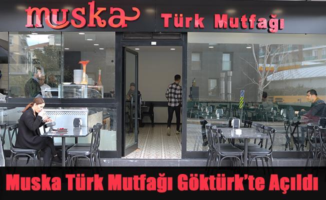 Modern Esnaf Lokantası Muska Türk Mutfağı Göktürk'te