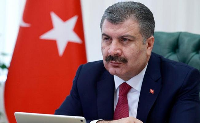 Bakan Koca, Türk Konseyi Sağlık Bakanları Toplantı'sında önemli açıklamalarda bulundu