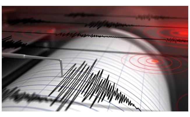 Van'da 4.7 Büyüklüğünde Deprem Meydana Geldi