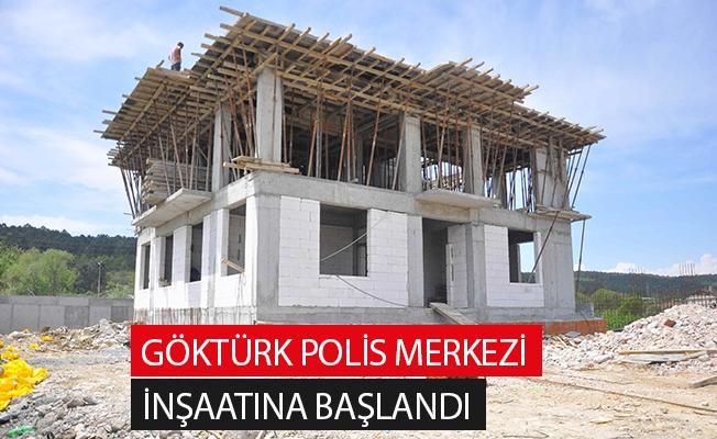 Göktürk'e Yeni Polis Merkezi