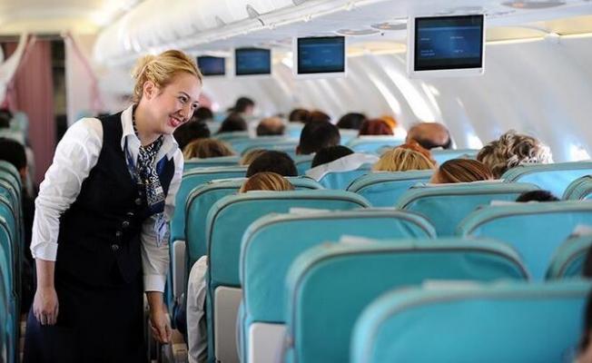 Hava yolu işletmeleri önce kadınları ikna etmeli !