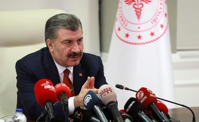 Sağlık Bakanı Koca Son Durum Tablosunu Açıkladı!
