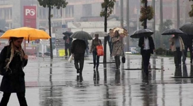Son dakika… Meteoroloji uyardı! İstanbullular dikkat!