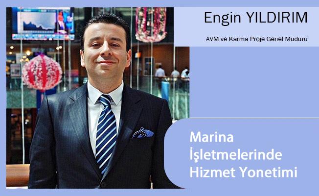 Marina İşletmelerinde Hizmet Yönetimi - Engin Yıldırım