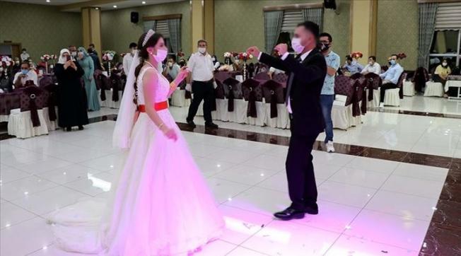 Nişan, düğün ve nikahlar için yeni kararlar!