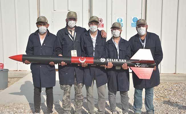 Roketsan Roket Yarışması'nın kazananları açıklandı!