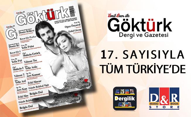 Göktürk Dergisi Tüm Türkiye'de