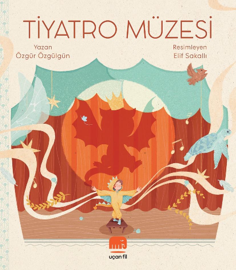 Oyuncu-yazar Özgür Özgülgün'den tiyatroya dair hem öğreten hem eğlendiren bir hikâye…