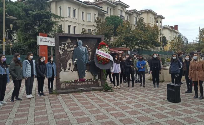 Göktürk Final Okulları Öğrencilerinden 10 Kasım Anma Töreni