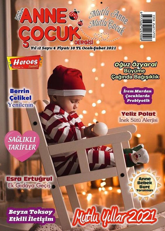 Anne Çocuk Dergisi Yeni Sayısı Çok Yakında Sizlerle
