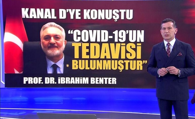 Türk profesörün keşfettiği yöntemle ilk korona ilacı üretildi!