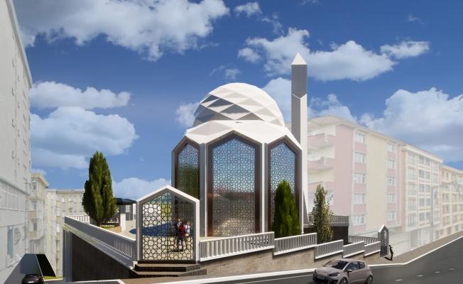 Eyüpsultan Esentepe Camii inşaatı başladı.