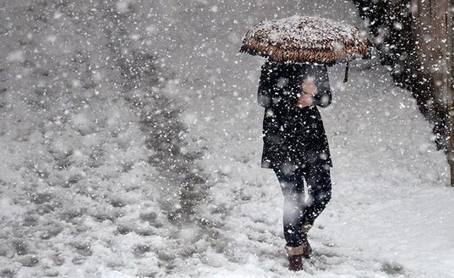 Meteoroloji'den çok sayıda kente yoğun kar uyarısı! Alarm verildi...