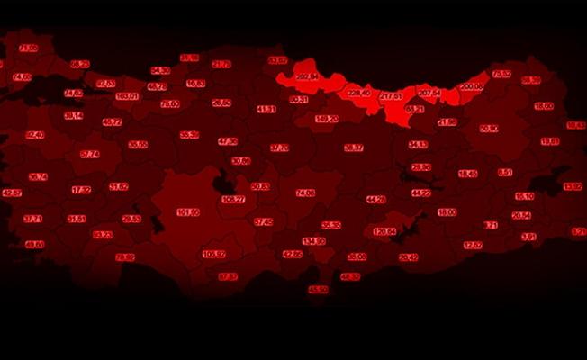 Ha Gayret Türkiye! 100 binde 35'e inen açılacak.
