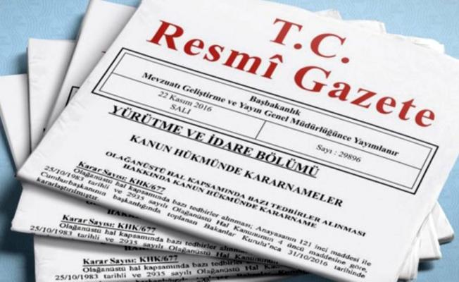 Son dakika haberi: İstanbul Sözleşmesi Cumhurbaşkanı kararıyla feshedildi..