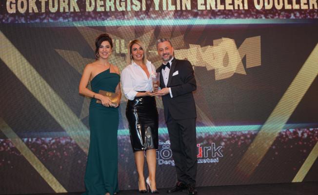 3. Göktürk Dergisi Yılın Enleri Ödül Töreni Kemer Country Hotel'de
