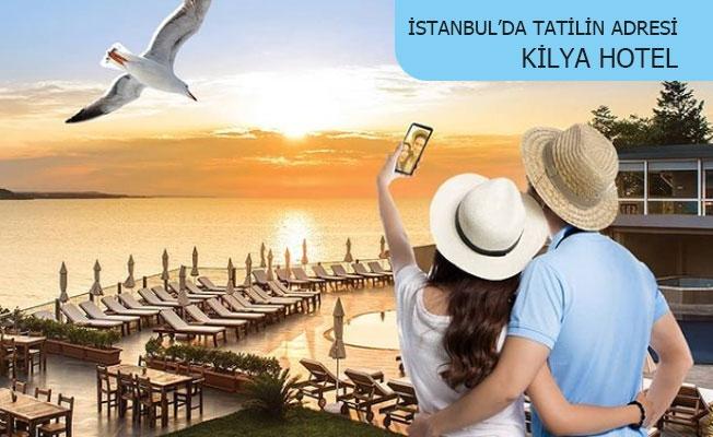 İstanbul'a Yakın, Stres ve Koşturmacadan Uzak Tatilin Adresi: Kilya Hotel