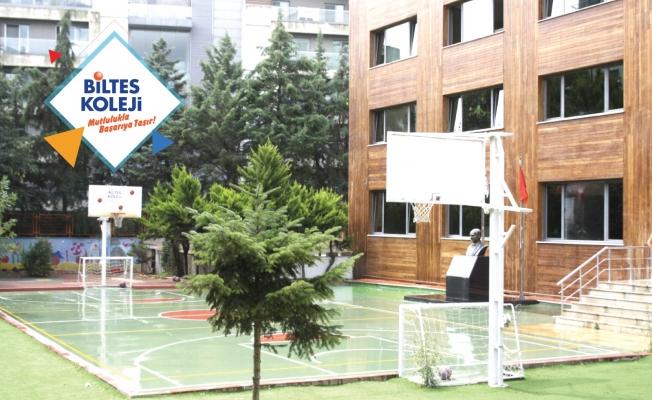 Biltes Koleji Göktürk Kampüsü Yeni Eğitim Öğretim Yılı'na Hazır.