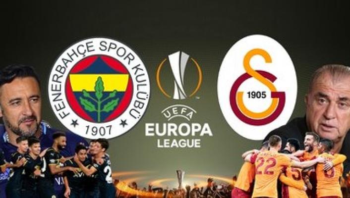 Fenerbahçe ve Galatasaray'ın UEFA Avrupa Ligi'nde rakipleri belli oldu!