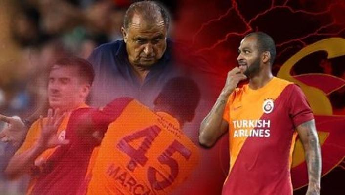 Galatasaray'da Randers maçının kamp kadrosu belli oldu! Marcao...