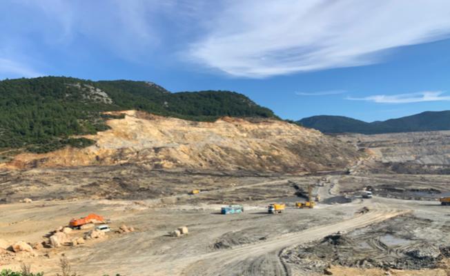 Akbelen'de kömür taşıma bandı inşası durdurulacak